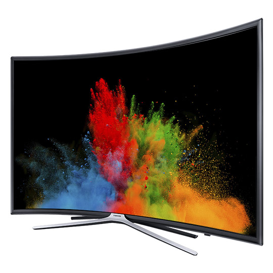 Samsung Curved Full HD LED TV 138cm (55 Zoll)
